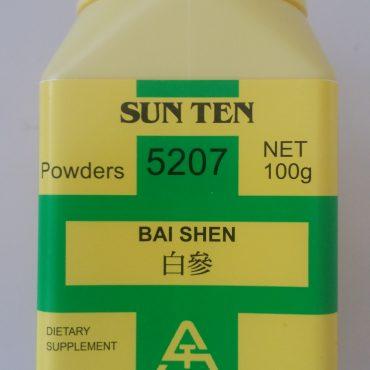 Bai Shen (Ginseng)...